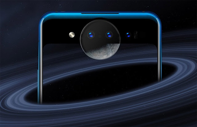 Triple Cameras of Vivo NEX Dual Display