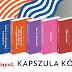 Kapszula Könyvtár sorozatot indít az Európa Kiadó