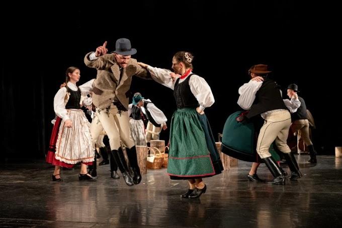 Góbéság és székely virtus az Udvarhely Néptáncműhely táncjátékában
