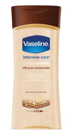 Vaseline gel for dry skin