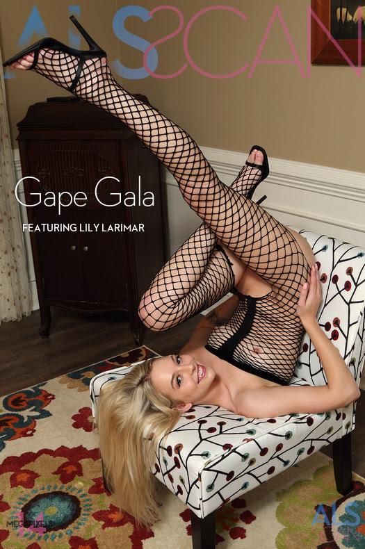 [ALSscan] Lily Larimar - Gape Gala sexy girls image jav