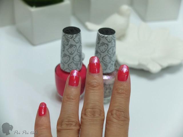 OPI 指甲油-NLH81+NLH85-指甲彩繪-法式指甲
