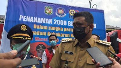 Wali Kota Medan Respons Masalah Tertundanya Insentif Nakes RSUD Pirngadi