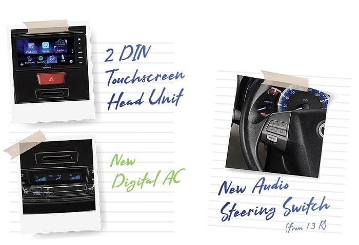 Daihatsu Xenia merupakan produk MPV yang sangat terkenal ibarat halnya Toyota Avanza Daihatsu New Xenia 2019 - Spesifikasi, Performa, Konsumsi BBM dan Harga