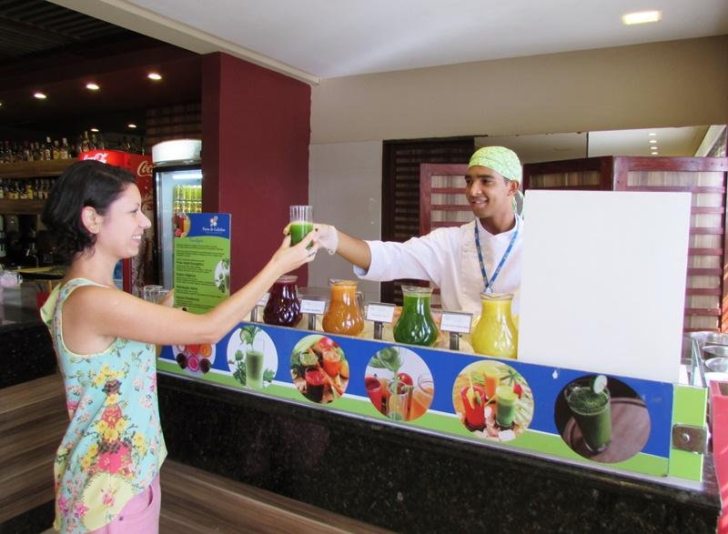 Hotel Porto de Galinhas pensão completa