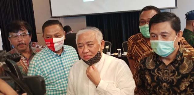 Jelang Deklarasi KAMI, Din Syamsuddin Ungkap Mulai Ada Operasi Intimidasi