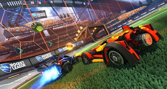 Rocket League: mejores gráficos, Torneos, arenas... ¡llegan novedades!