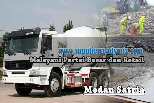 Harga Beton Jayamix Medan Satria