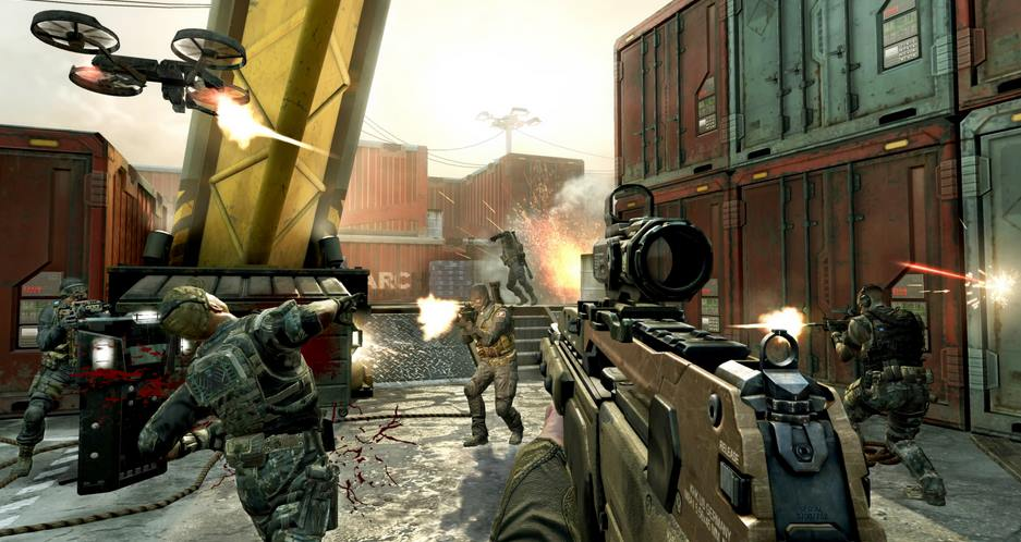 Call of Duty Black Ops II PC Full Español