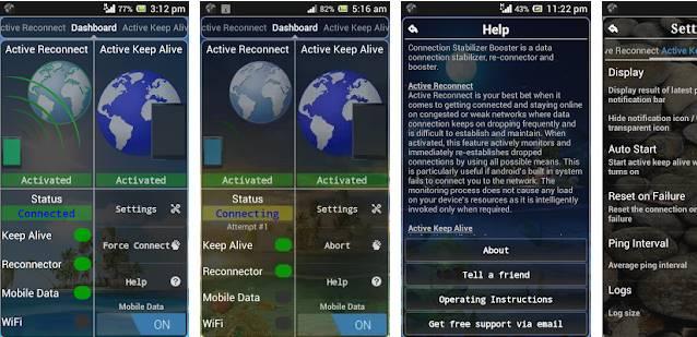 4 Aplikasi mempercepat koneksi internet terbaik android