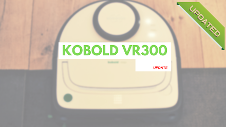 Der VR300 bekommt per Update endlich Zonenreinigung, Mehrgeschoss-Unterstützung und starken Reinigungsplan