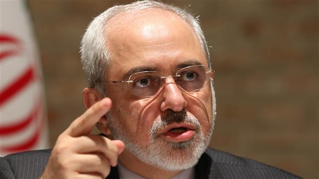 Iran's missile power aims to eradicate terrorism, extremism: Iranian Foreign Minister Mohammad Javad Zarif