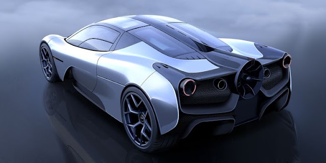 2022 Gordon Murray Automotive T.50