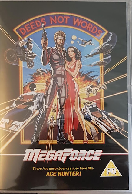 Megaforce - a distant relation to M.A.S.K.?