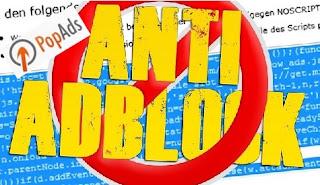 PopAds - Publicidad Anti-Adblock