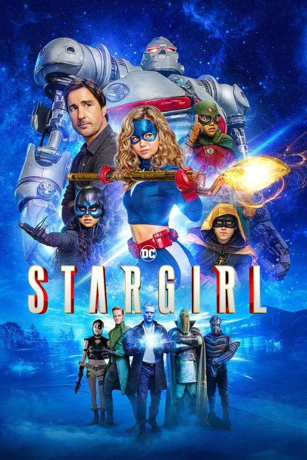 Mp4 Download: DC's Stargirl Season 1 - All Episodes [Complete Season 1 | Episode 1 - 13]