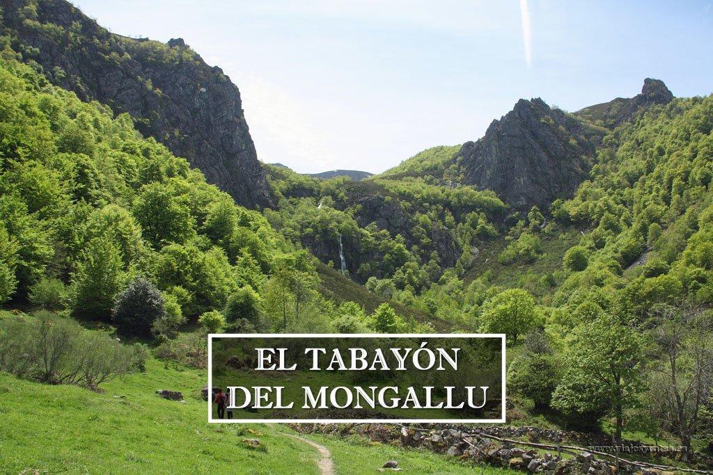 Ruta del Tabayón del Mongallu