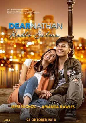 FILM DEAR NATHAN (25 Oktober 2018)