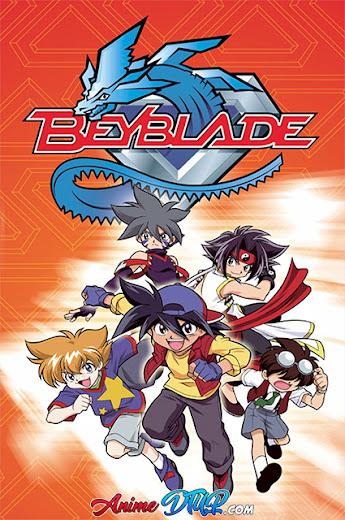 Anime DTUP - Portal Beyblade