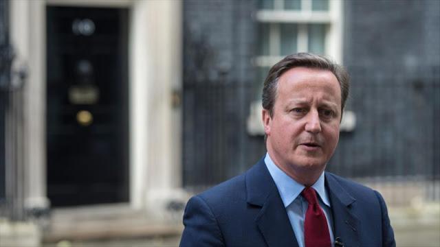 Cameron adelanta su renuncia a este miércoles y le sucederá en el cargo Theresa May