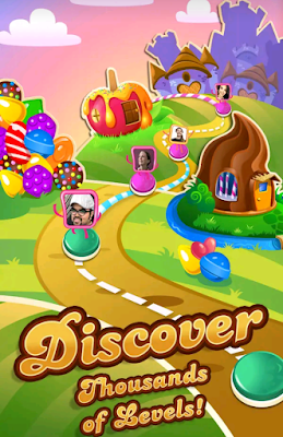 Candy Crush Saga Mod APK Unlimited Lifes Unlocked all download Now