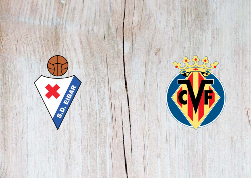 Eibar vs Villarreal -Highlights 31 October 2019