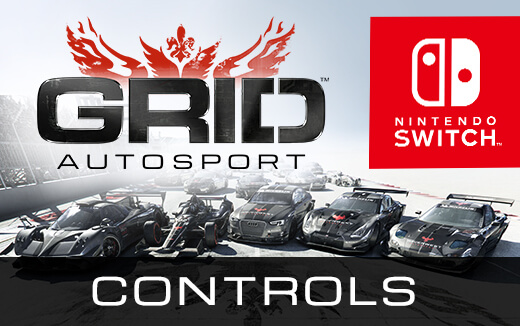 New Grid Autosport Nintendo Switch Version 'Freedom Of Control' Trailer