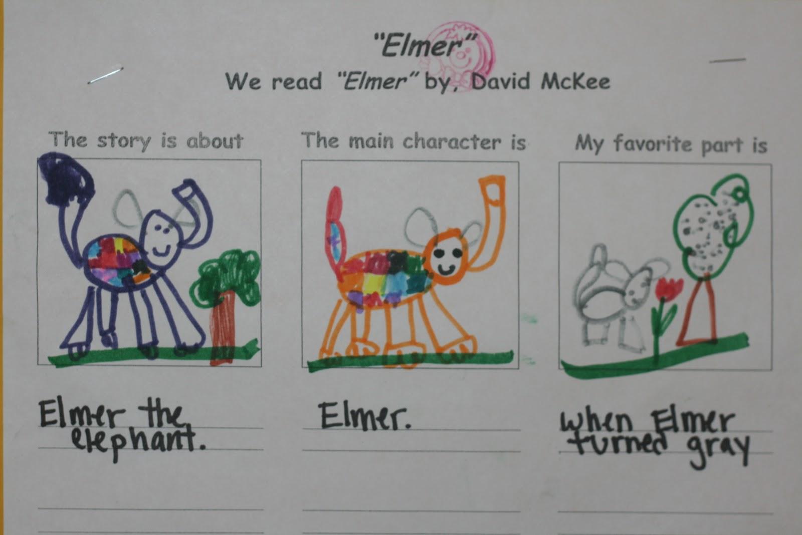 Nancy Nolan S Kindergarten Letter E Week