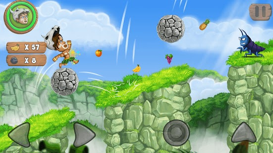 Jungle Adventures 2 Apk+Data Free on Android Game Download