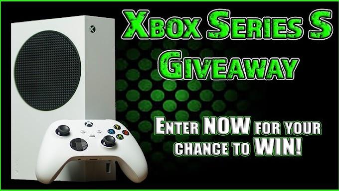 Concorra a um Xbox Series S - Partícipe!