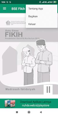 Aplikasi Buku Siswa Fikih Kelas 2 MI Kurikulum 2013 Revisi 2015