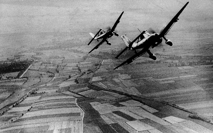 19 August 1940 worldwartwo.filminspector.com Stukas