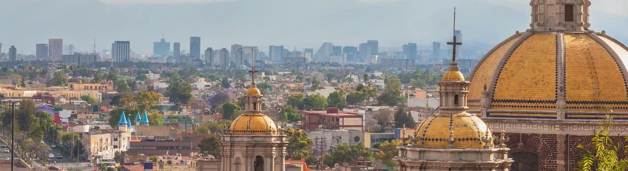 VOL PARIS - MEXICO
