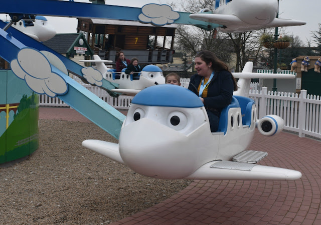 Jeremy Jets Flying Academy at Thomas Land, Drayton Manor