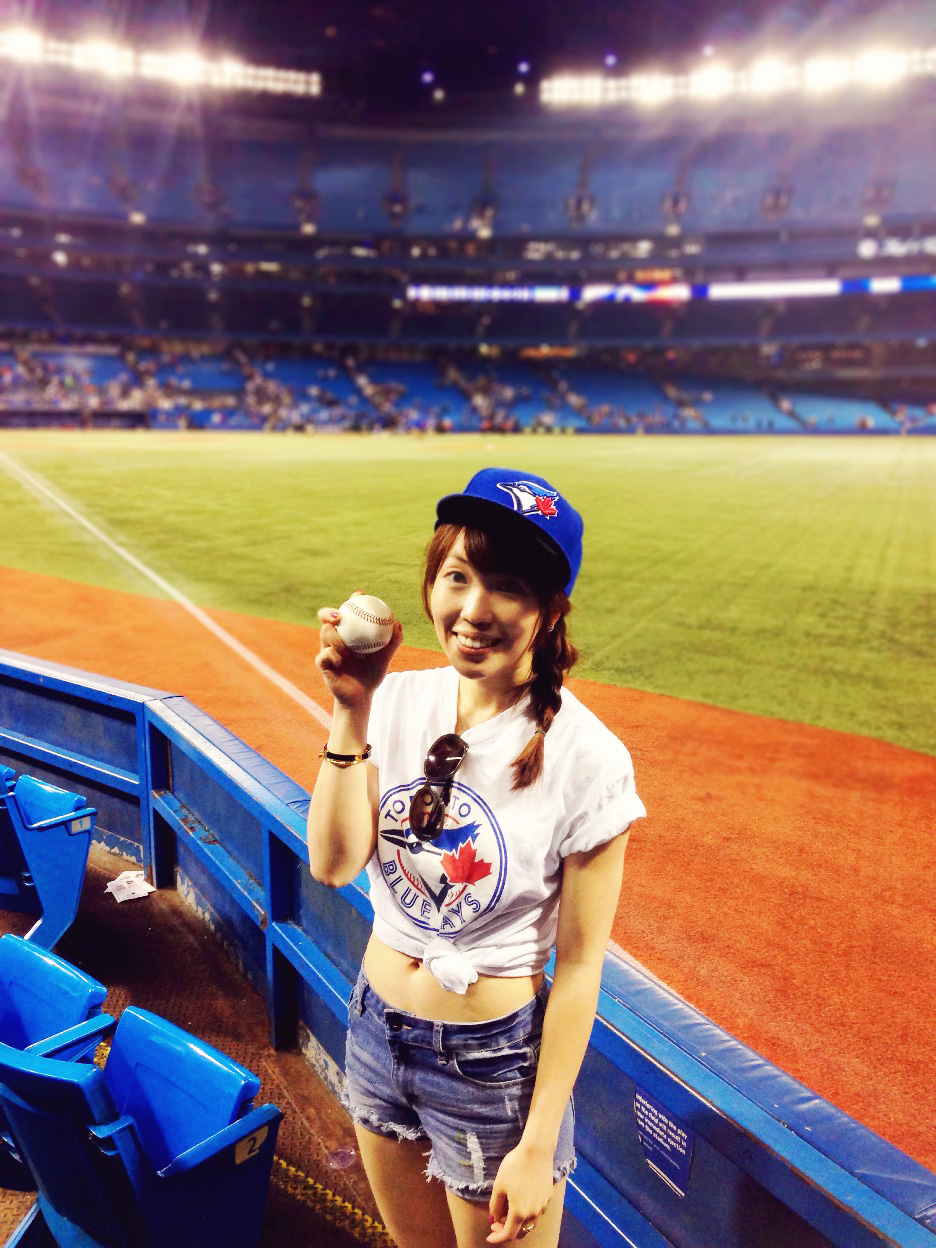 {Outfit Challenge} What to Wear for the Blue Jays game