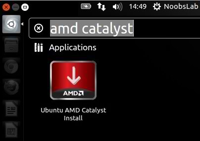Ubuntu AMD Catalyst Install