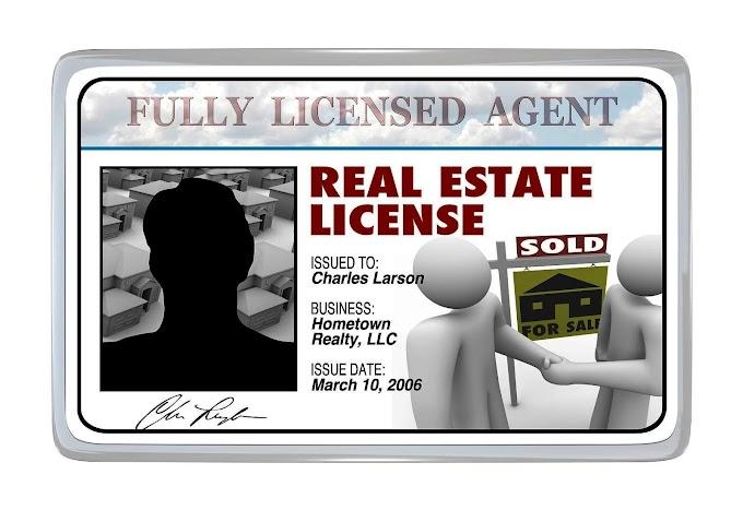 How to get a Real estate license?रियल एस्टेट लाइसेंस कैसे प्राप्त करें?