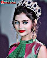 Shivangi Roy in miss india