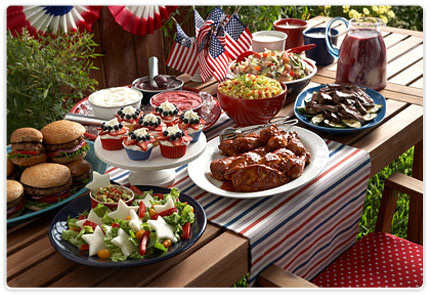 4th July Independence day USA Food Ideas