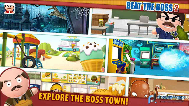 Download Beat the Boss 2 MOD APK (Unlimited Money) Updated
