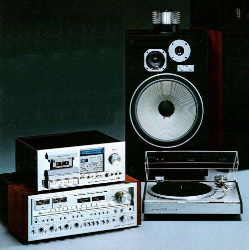 PIONEER SX-1980 Monster Receiver