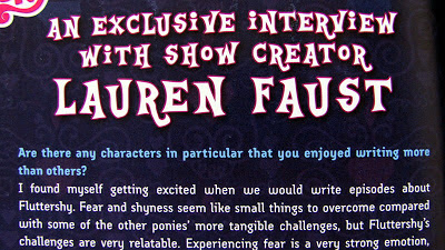 Lauren Faust interview