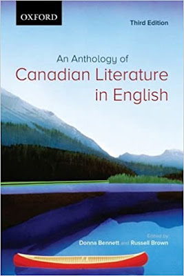 Literatura Canadiense en Lengua Inglesa