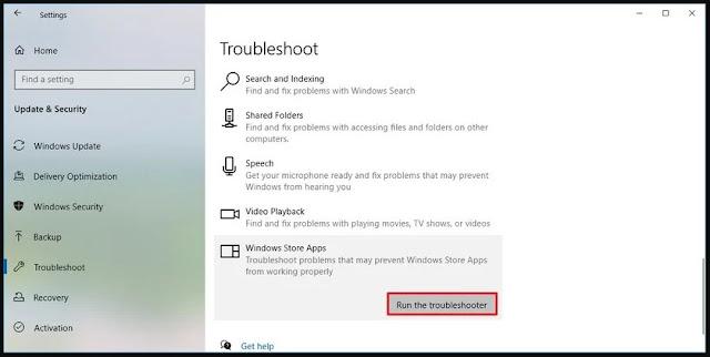 كيفية إصلاح تطبيقات Windows 10 المعلقة أو المتوقفة عن التنزيل فى متجر Microsoft