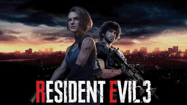 Escape Raccoon City in Resident Evil 3, Available Worldwide Today