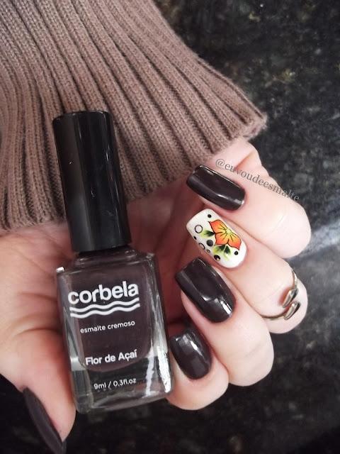 Esmalte Flor de Açai Corbela