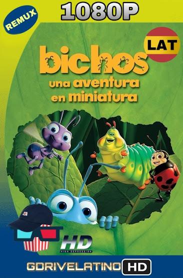 Bichos: Una Aventura en Miniatura (1998) Remux 1080p Latino-Ingles MKV