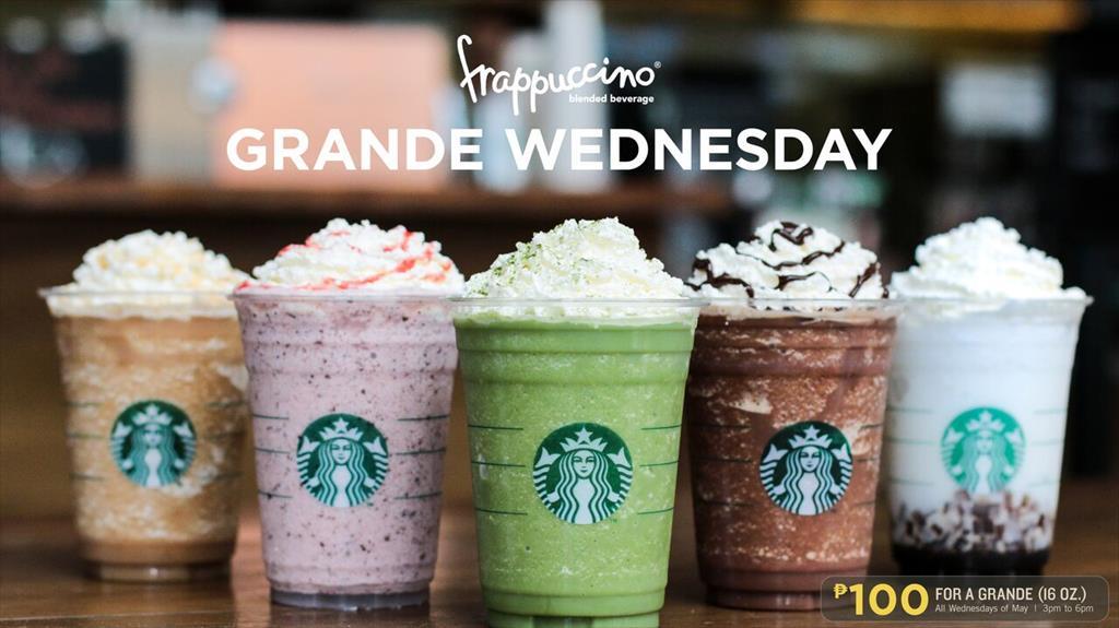 FTW! blog, #zhequiaDOTcom , www.zhequia.com , #GrandeWednesday, #StarbucksPH, #FTWblog, #FTWeats, #FTWtravels