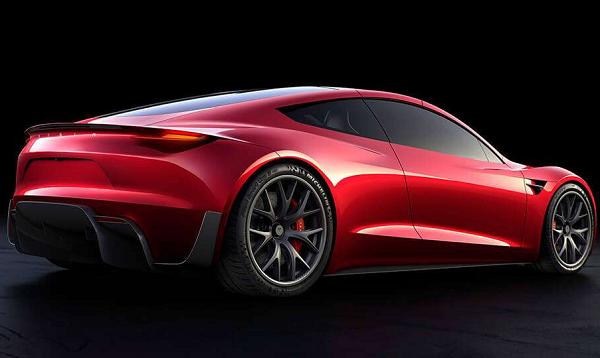 Tesla Roadster Siap Rilis Tahun Depan