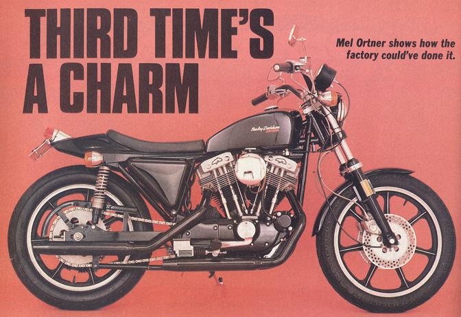 1979 Sportster - The Jockey Journal Board